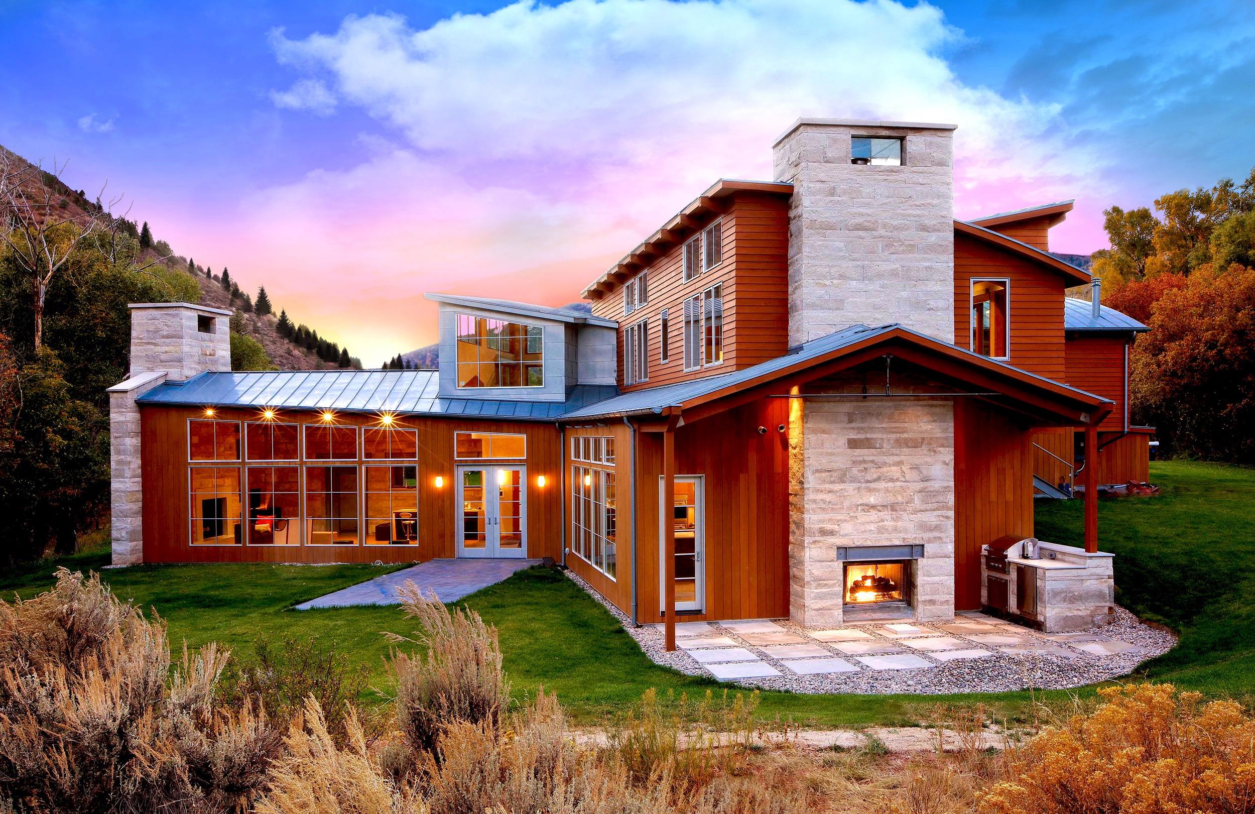Fire Feature - Indiana Limestone