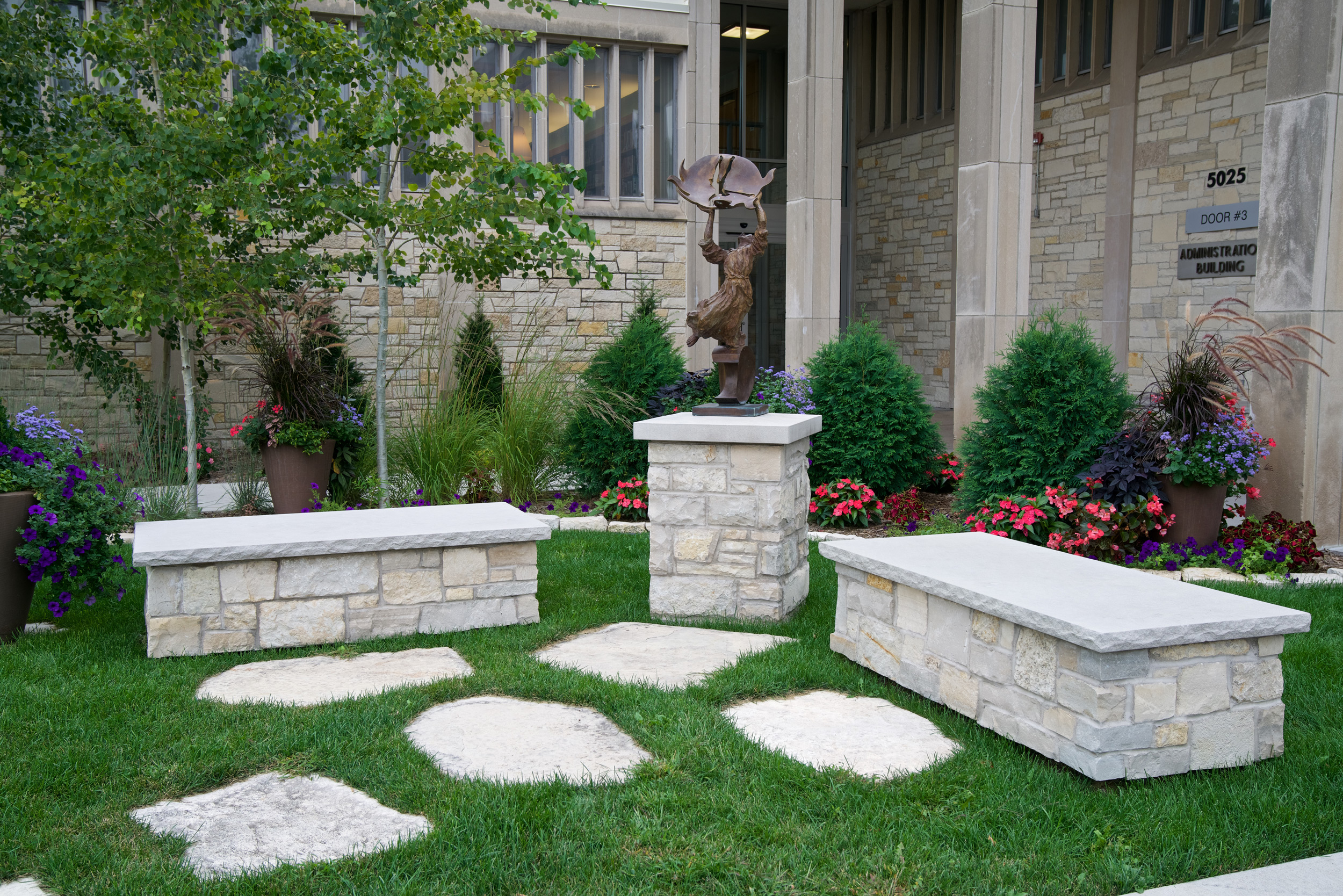 Commercial - Indiana Limestone