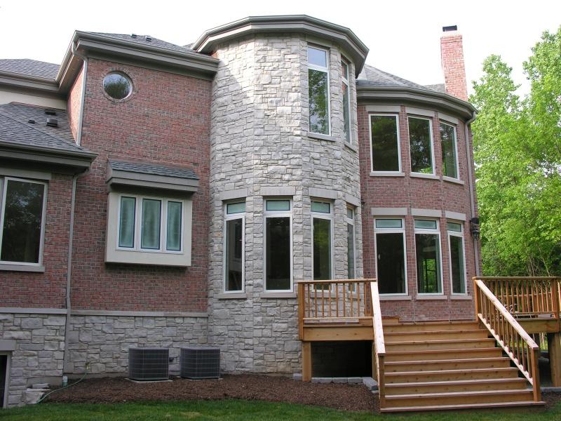 Wisconsin Limestone - Colonial Fond du Lac Stone Ridge