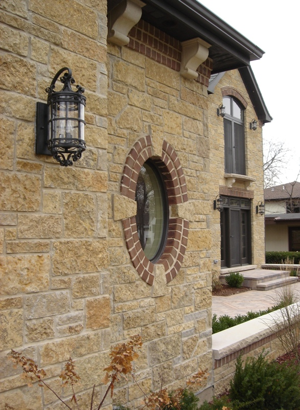 Wisconsin Limestone - Northern Rustic Dimensional