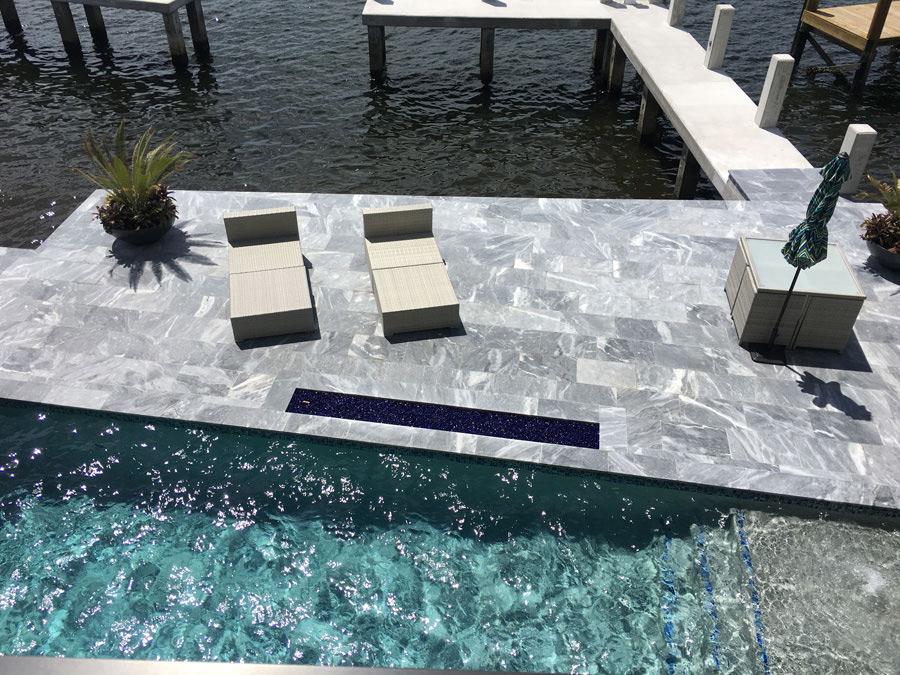 Pools - Ice Marble
