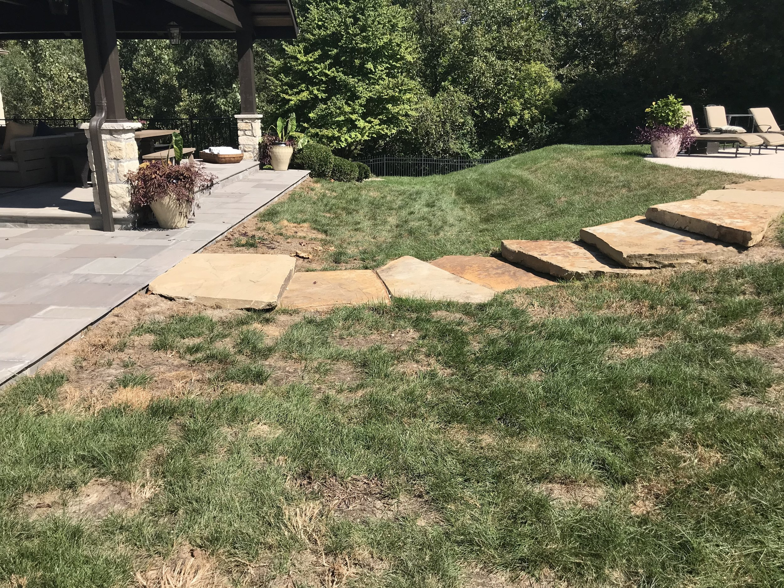 Hardscape - Cameron Brown, Step Stone