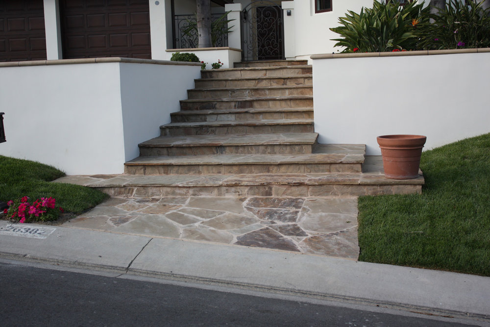 Steps & Treads - Cameron Brown