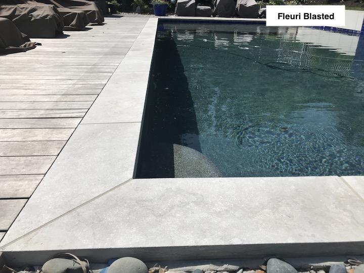 Pools - Phenix Limestone Blasted