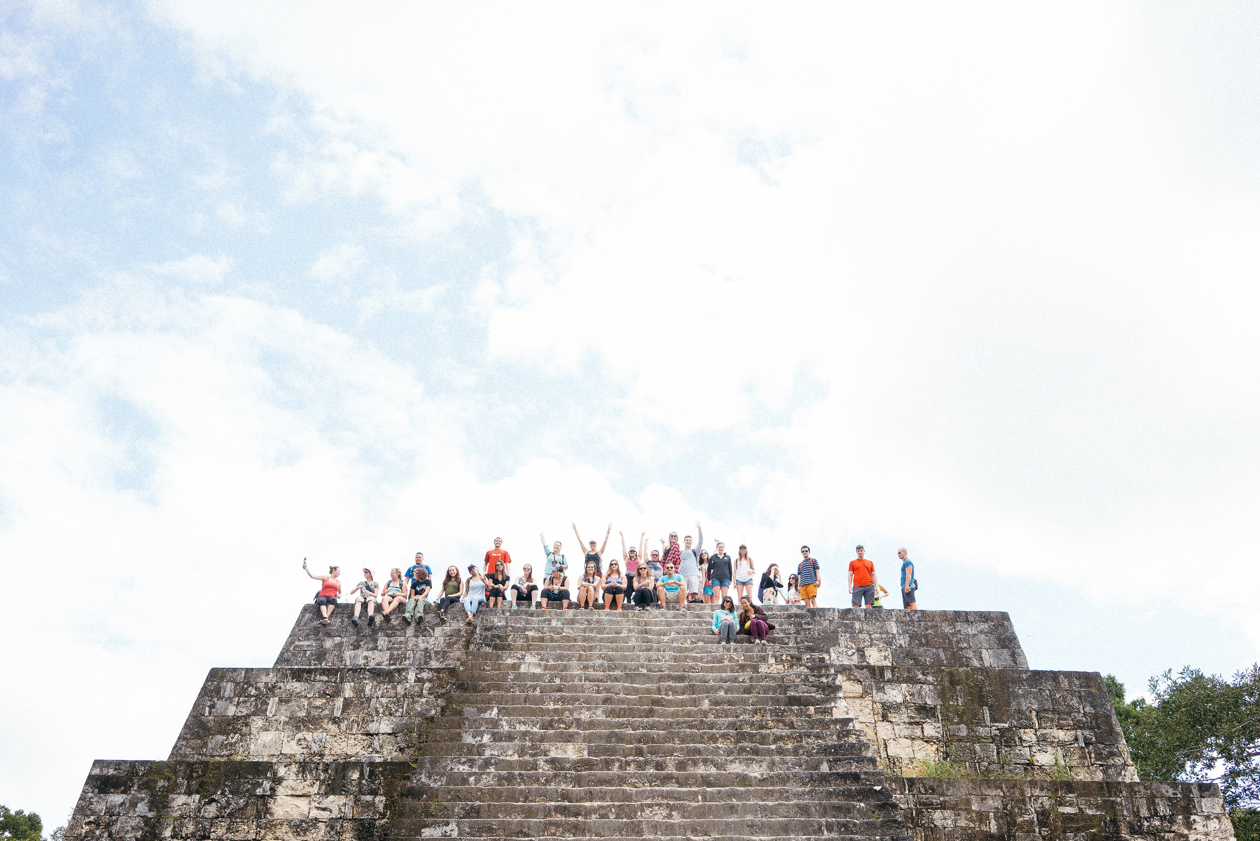 📷 by Sara Dietschy, Tikal, Guatemala