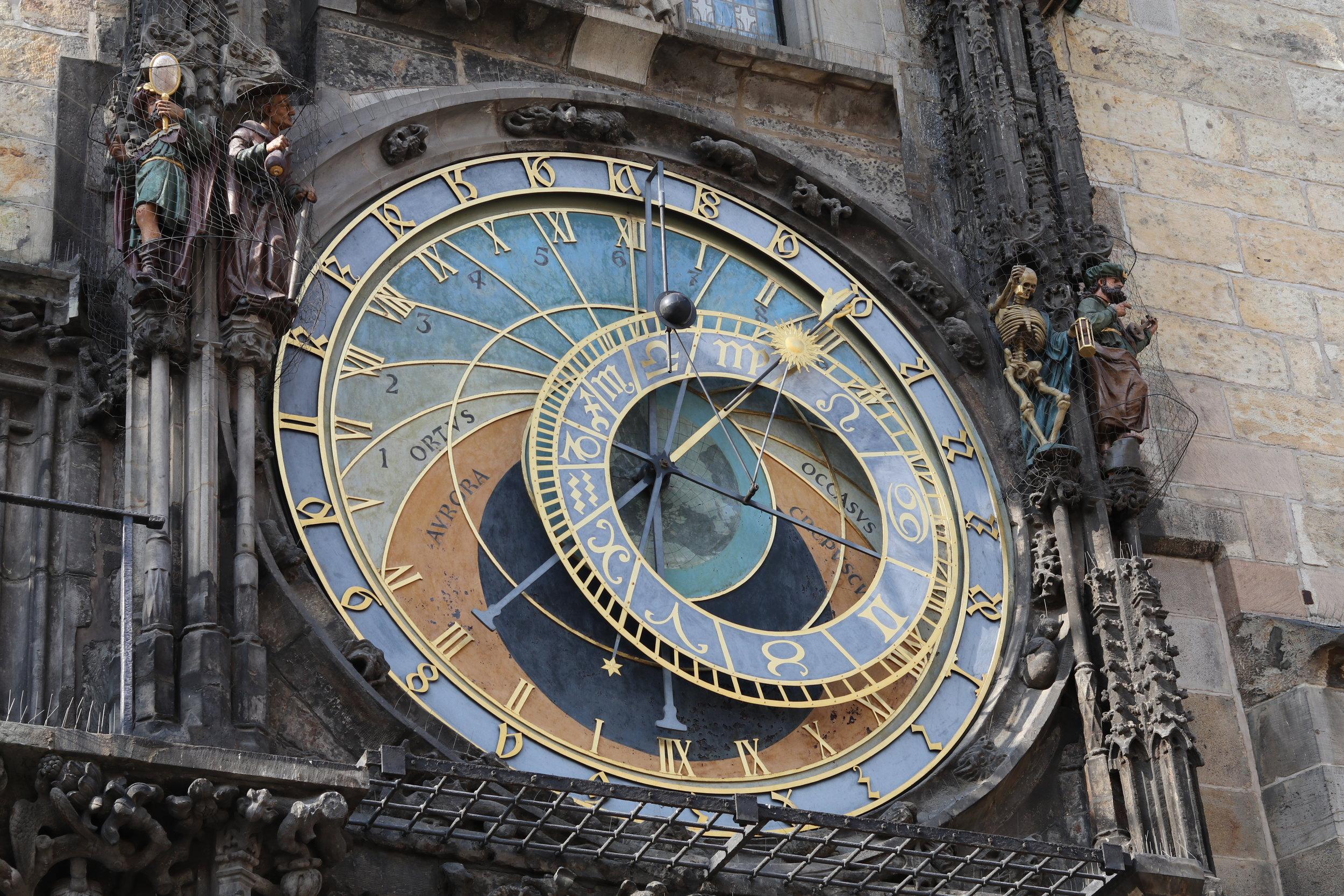 Prague- Astronomical Clock .JPG