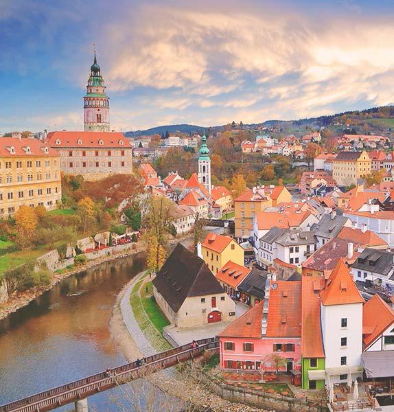 Budapest, Vienna & Prague -
