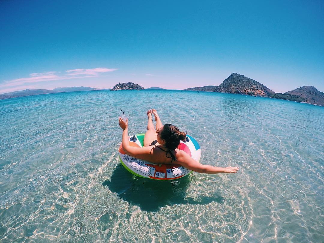 Photo by Sarah B. Greek Islands