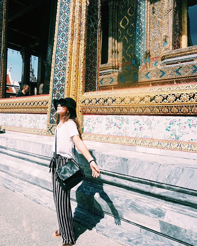 Sparking joy in Bangkok ✨🇹🇭(📷 @sarahh_arnold)