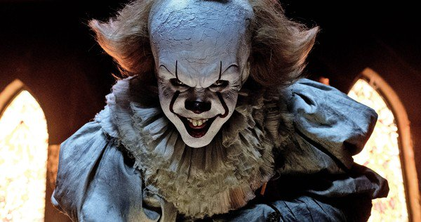 Movie Web: Float with Pennywise