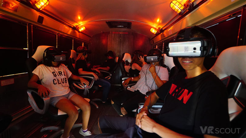 VR Scout: The Creepy VR School Bus