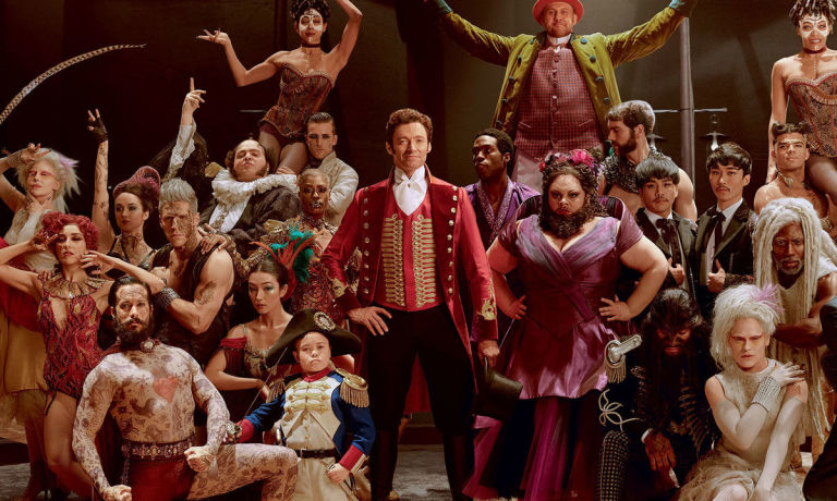 Inside The Greatest Showman: Watch in Virtual Reality