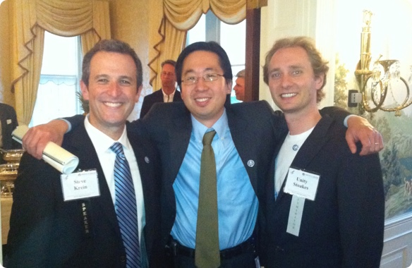 HHS CTO Todd Park Invites StartUp Health to Washington to Announce Plan to Build 1,000 Digital Health Companies - April 2011