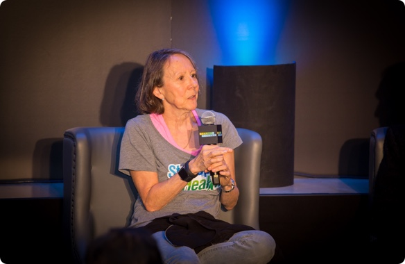 Esther Dyson Is the First Angel Investor to Back StartUp Health - July 2011