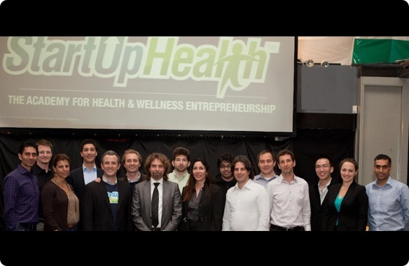StartUp Health Academy Launches With Inaugural Class of Health Transformers - March 2012