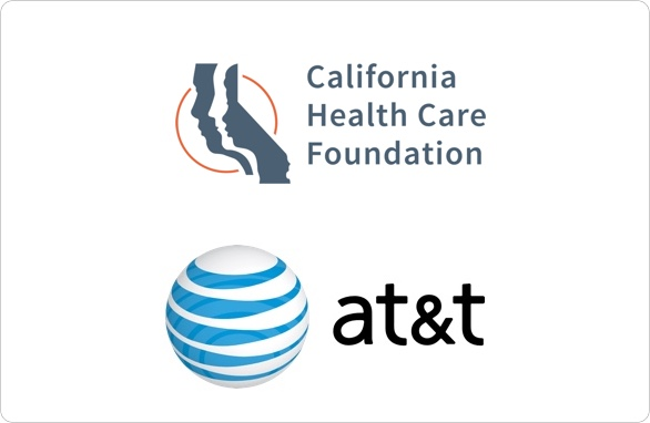 California HealthCare Foundation and AT&T Become First Partners of StartUp Health - March 2012