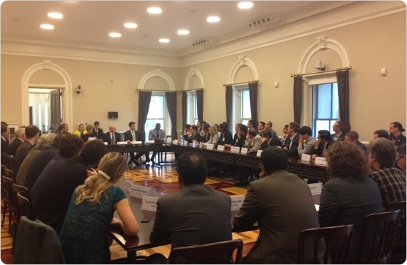 StartUp Health Returns to the White House on 3rd Anniversary With 60 Health Transformers - June 2014