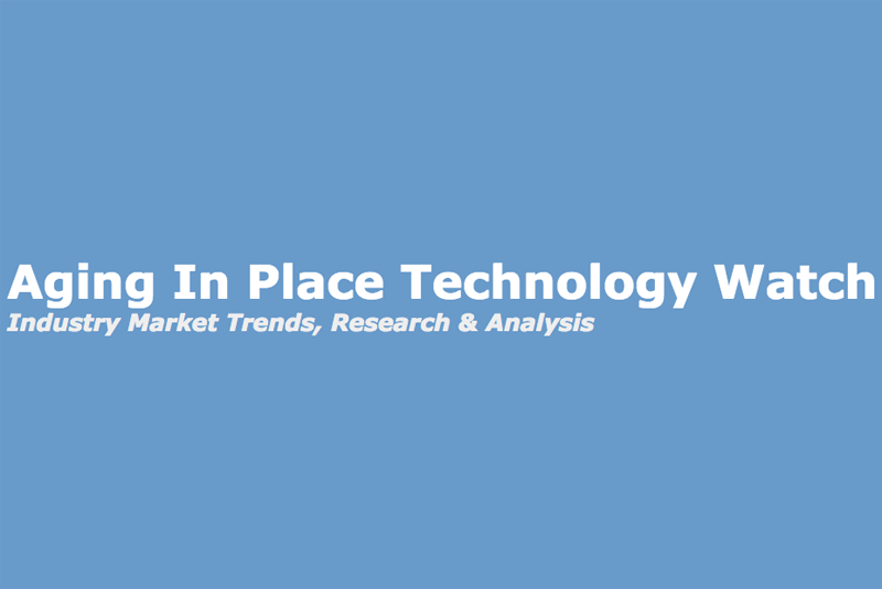 Six New Technologies for Aging in Place - Nov. 03, 2013