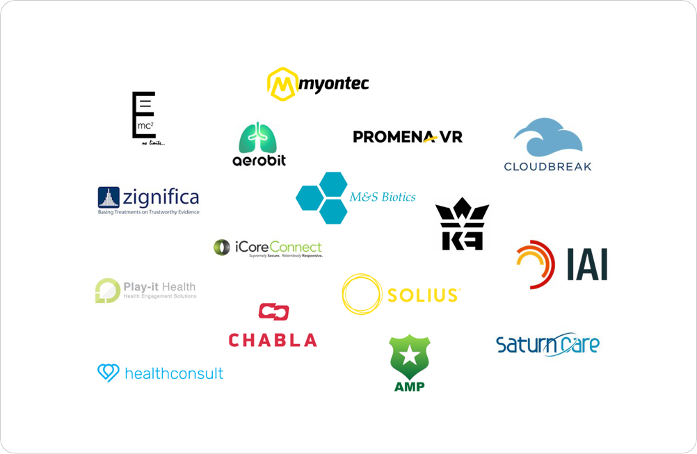 StartUp Health Welcomes Over 30 New Health Transformers to the StartUp Health Moonshot Academy - October 2017