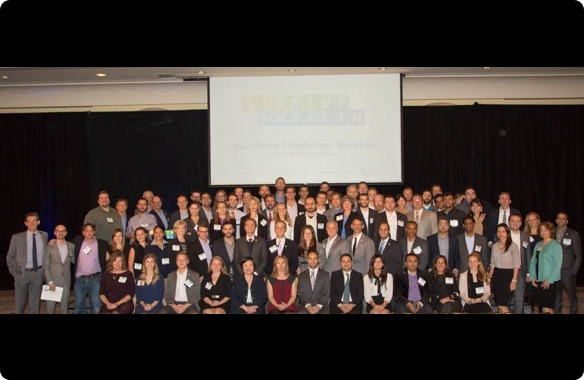 80 Health Transformers Joined StartUp Health in 2014 - End of 2014
