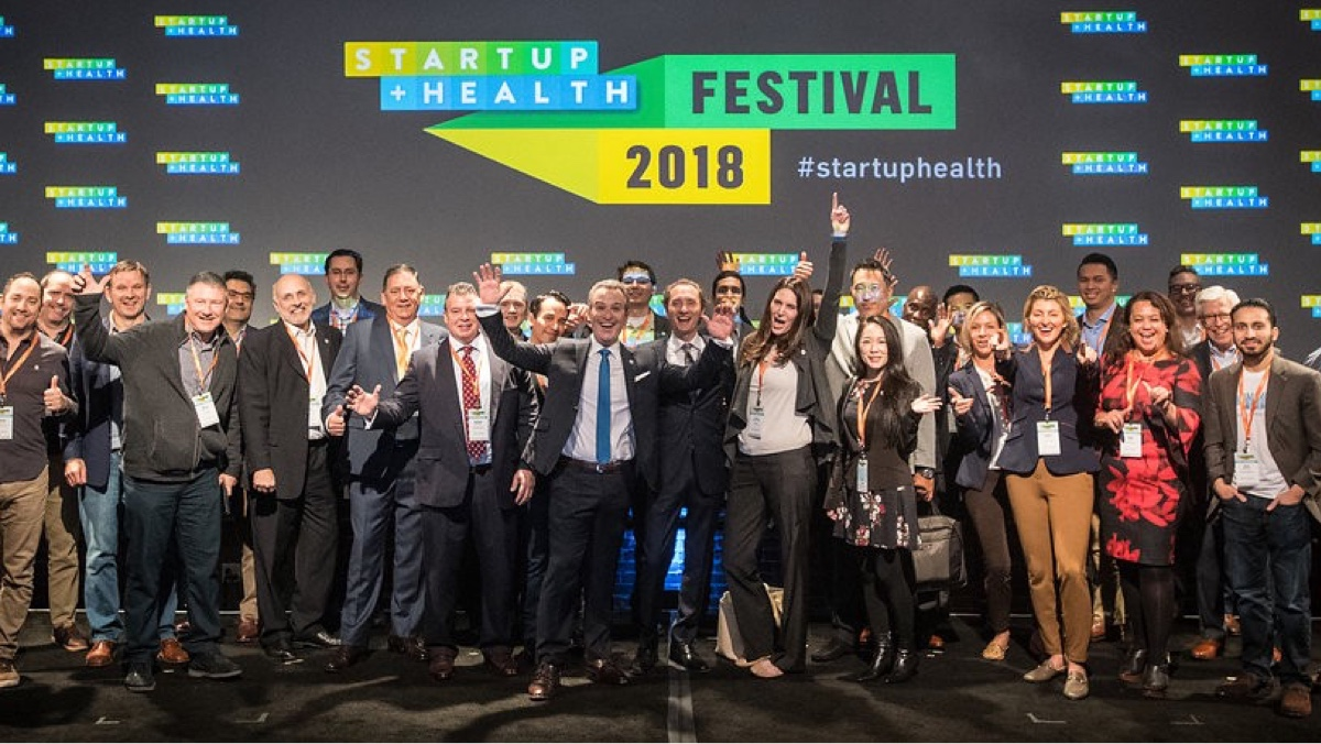 Meet the 20 Newest Companies to Join StartUp Health Moonshot Academy - Feb. 7, 2018