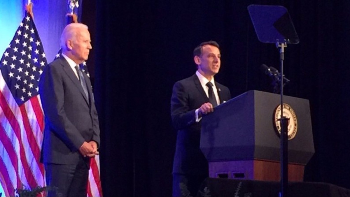 VP Joe Biden - Embracing Entrepreneurs in the Fight Against Cancer - May 11, 2016