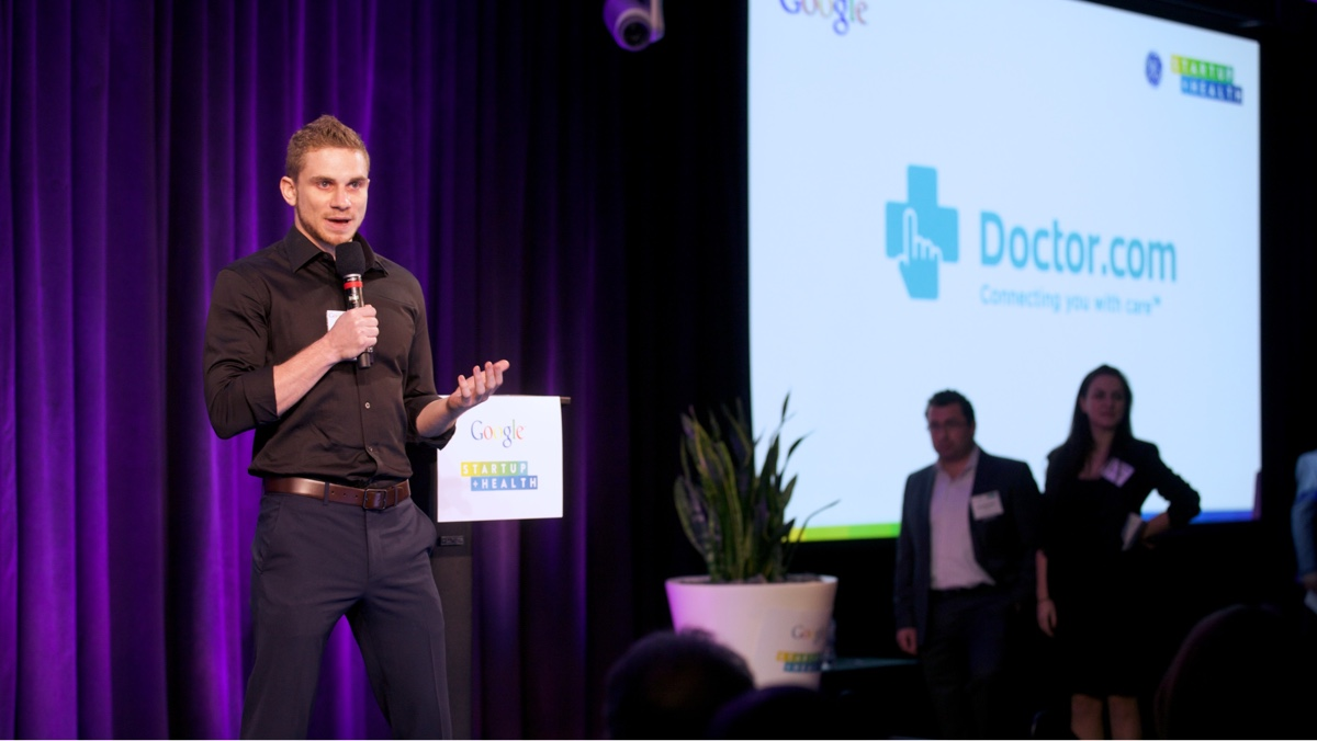 Doctor.com: The Tech Platform Doctors Are Flocking To - Oct. 14, 2015