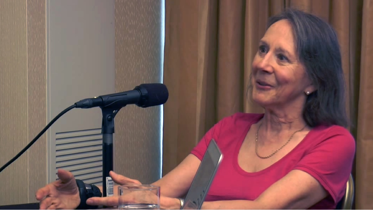 Esther Dyson's Insight on the Future of Health - Jul. 15, 2015