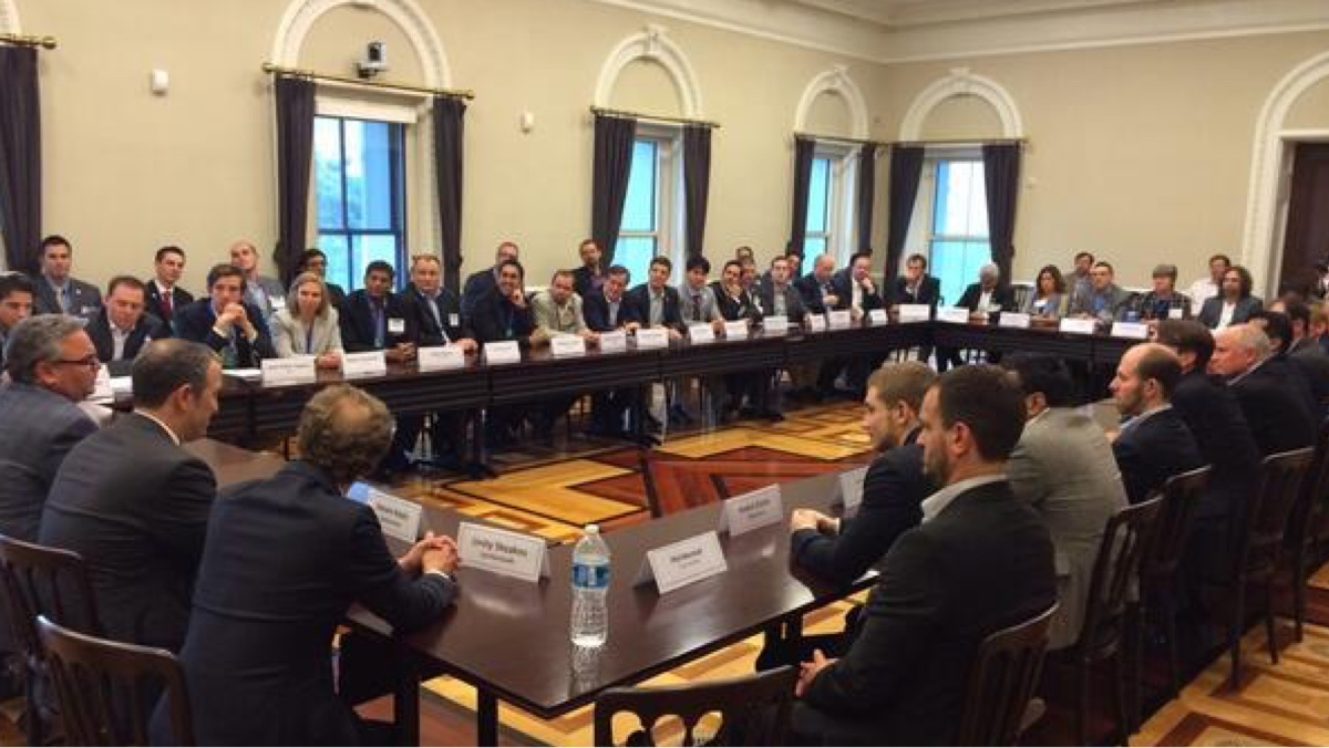 Digital Health Goes to the White House - Jun. 4, 2014