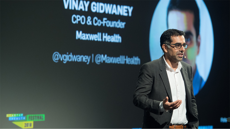 Vinay Gidwaney: Maxwell Health Is Re-imagining the Way People Buy Health Insurance - Apr. 11, 2018