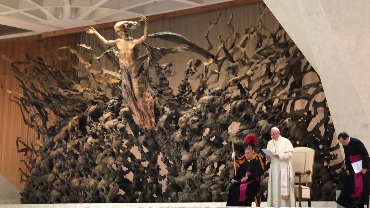 Health Innovation at the Vatican - May 2, 2018