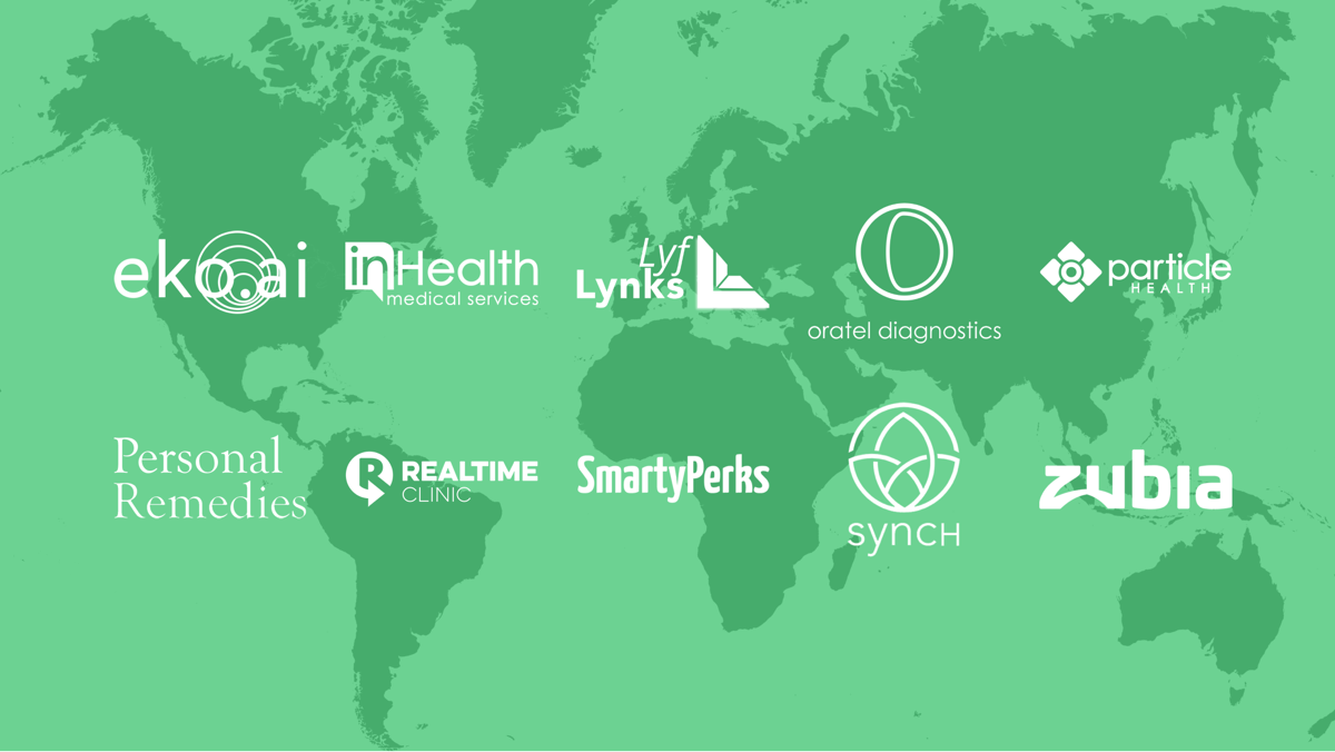 Meet 10 More Companies Joining StartUp Health's Moonshot Mission - Jul. 25, 2018