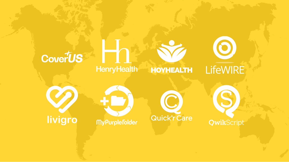 Meet the Transformers: 8 Startups Re-imagining Health - Aug. 22, 2018