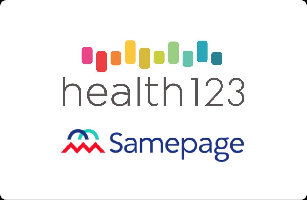 Samepage Acquires StartUp Health Company Health123 - January 2017