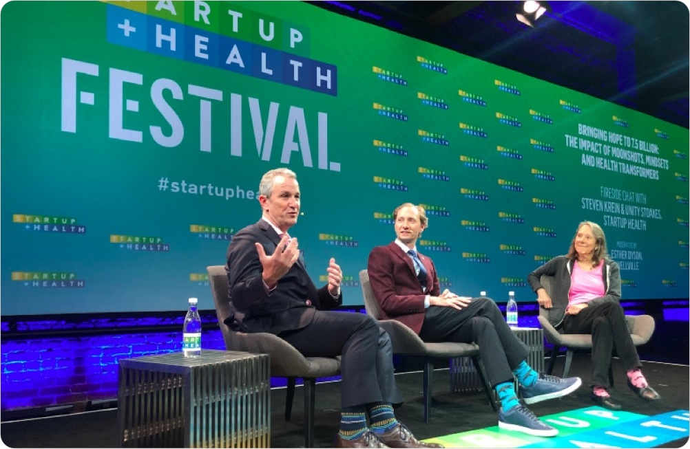 StartUp Health Festival Becomes the Must-Attend Event During the JP Morgan Healthcare Conference - January 2019