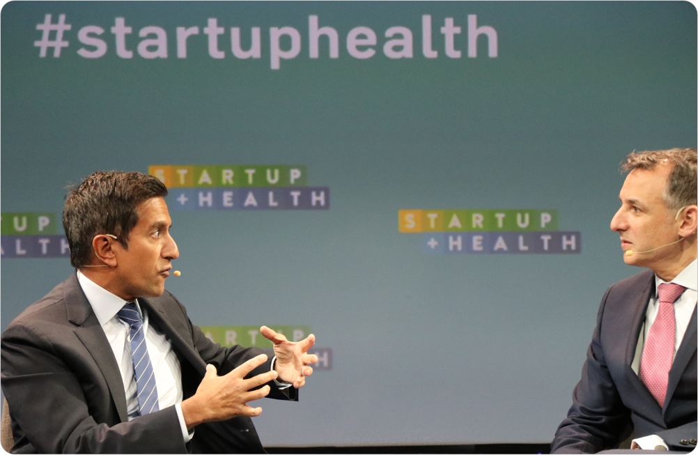 StartUp Health Launches Urgent Moonshot to End Addiction and the Opioid Crisis - January 2019