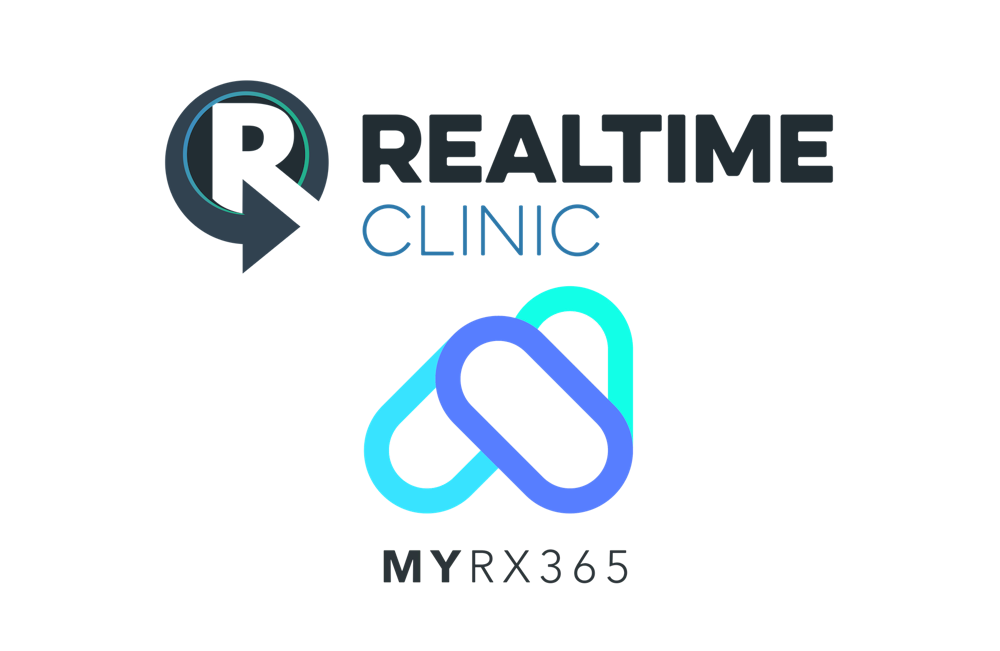 StartUp Health Company RealTime Clinic Acquired by MyRx365 - April 2019