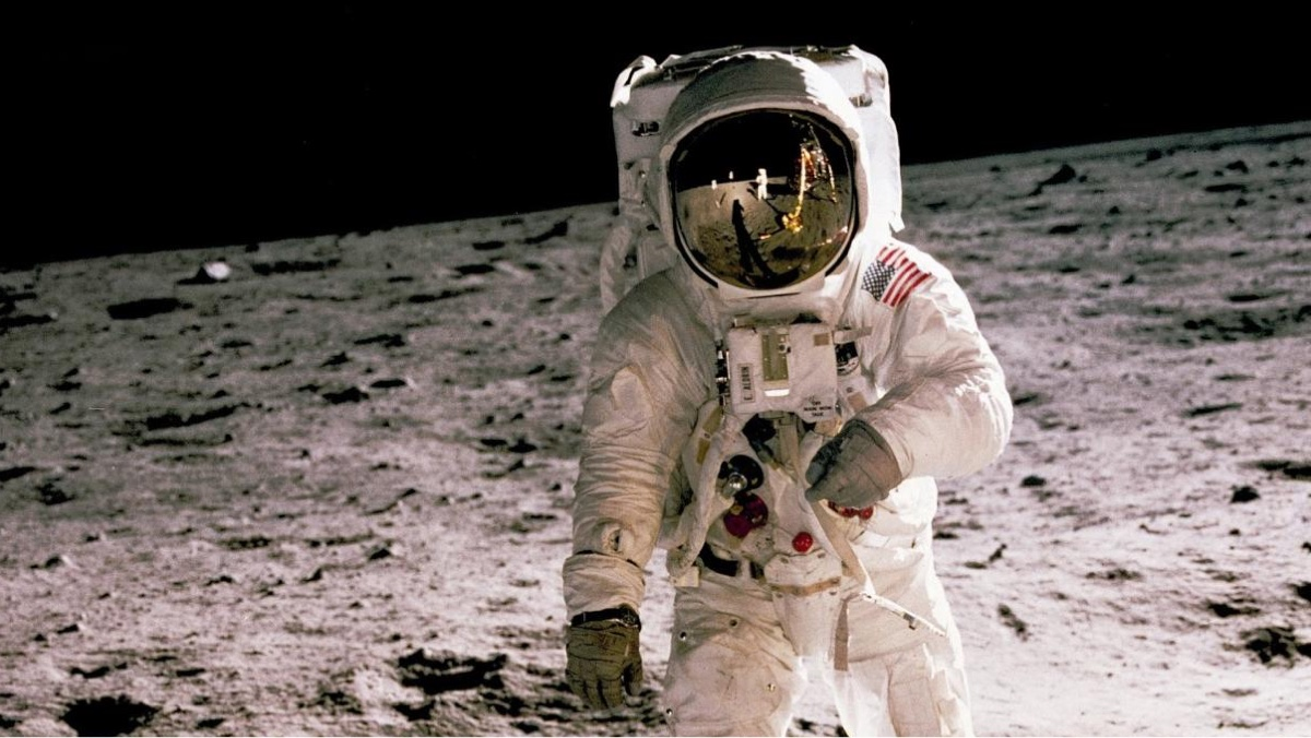 Giant Leaps: What the Moon Landing Means to Healthcare Revolutionaries, 50 Years Later - Jul. 17, 2019