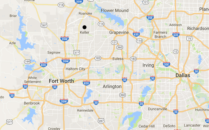 Our Offices, Keller TX - Our office is centrally located in the heart of Tarrant County, making quality services easily accessible to families and individuals in the greater north Texas area.