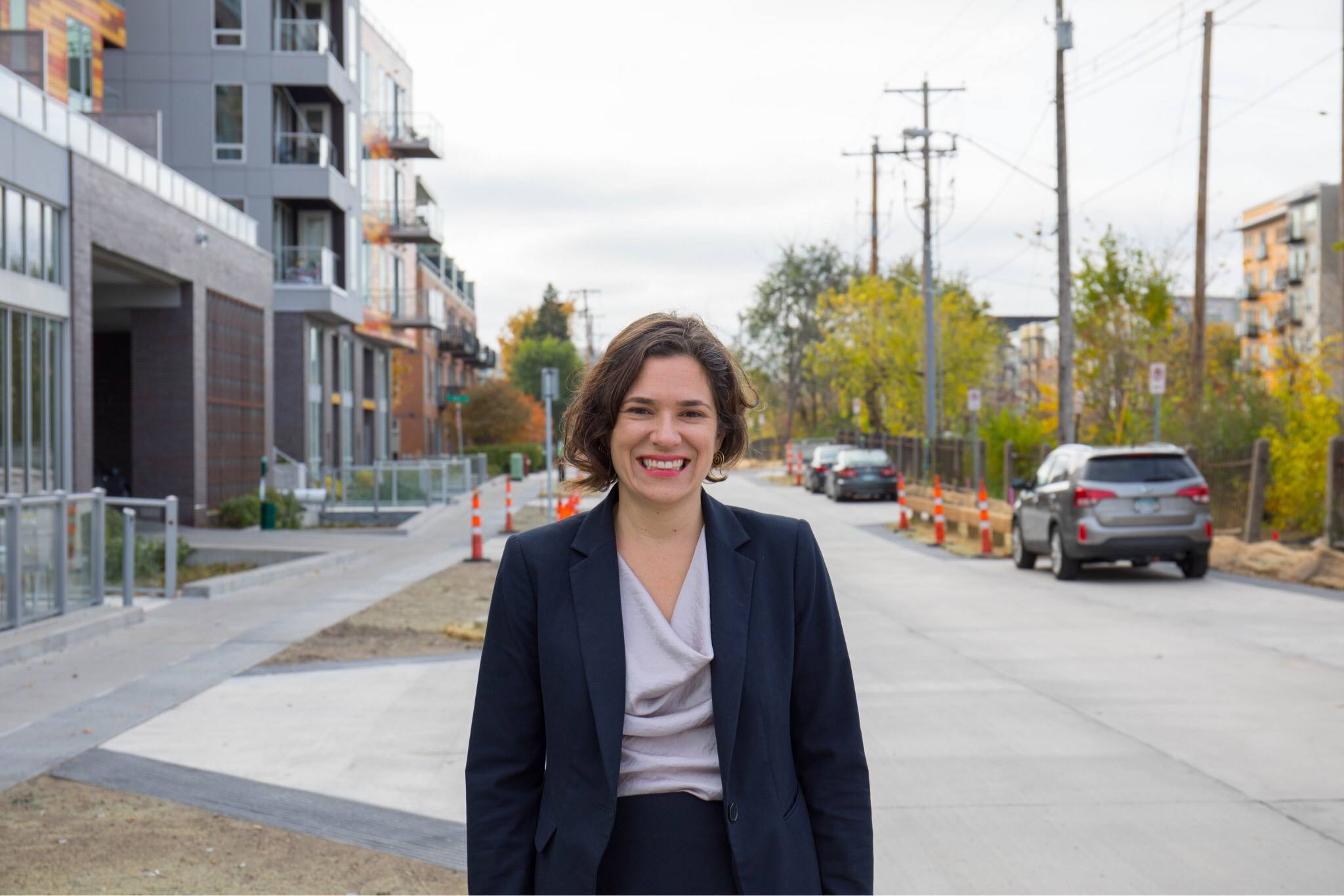 """Jamie is an effective, proven progressive leader. In his role for Keith Ellison, we've worked closely together to make Minneapolis a more equitable city for working families. I know he will be a great partner in the state legislature, and has what it takes to achieve policy results that improve people's lives."" — with  Lisa Bender - Minneapolis City Council Ward 10 ."