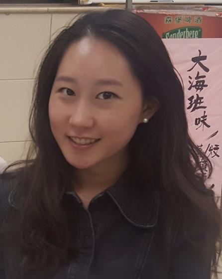 Alice Ahn, UC Berkeley