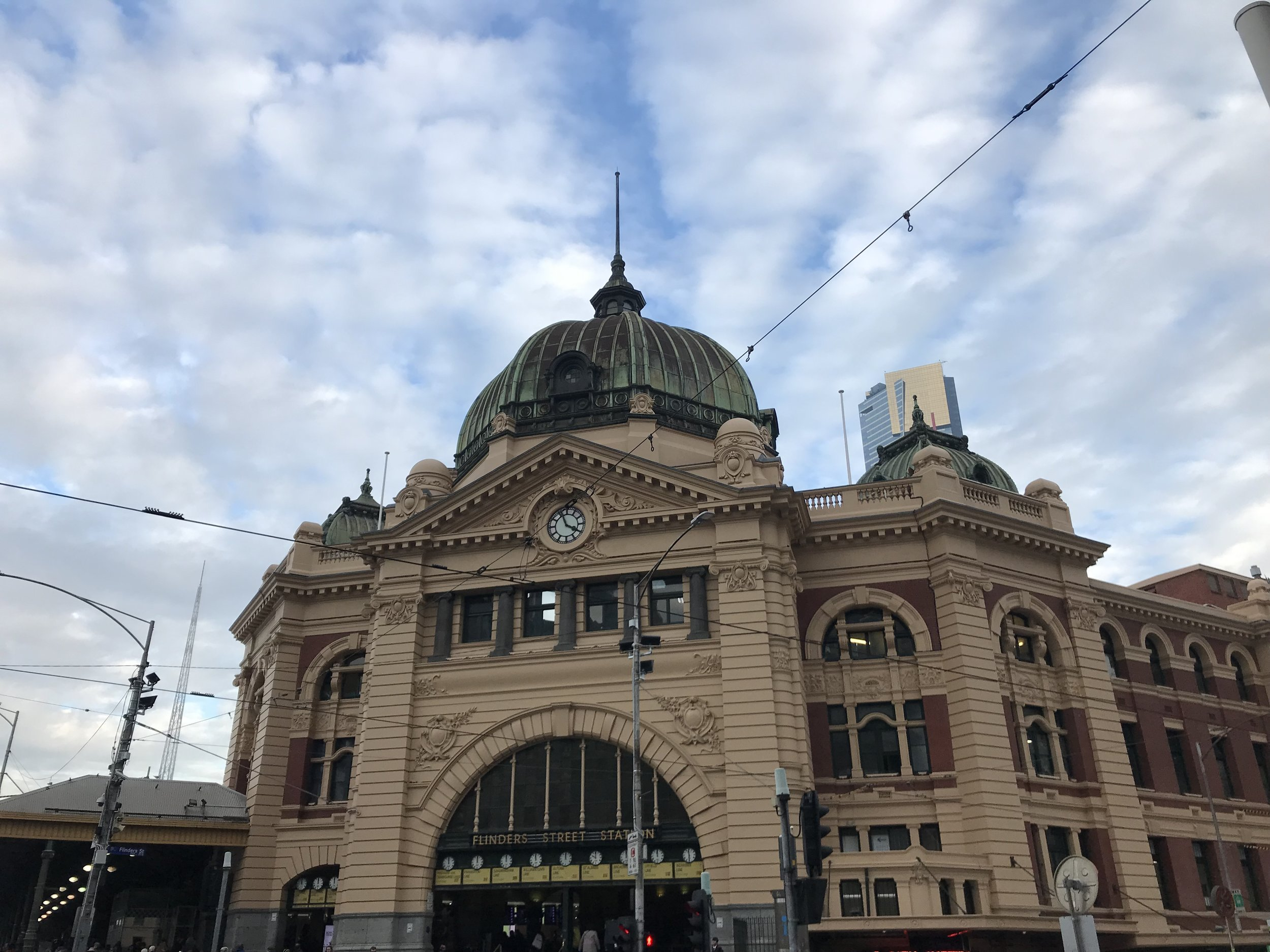 melbourne-train-station