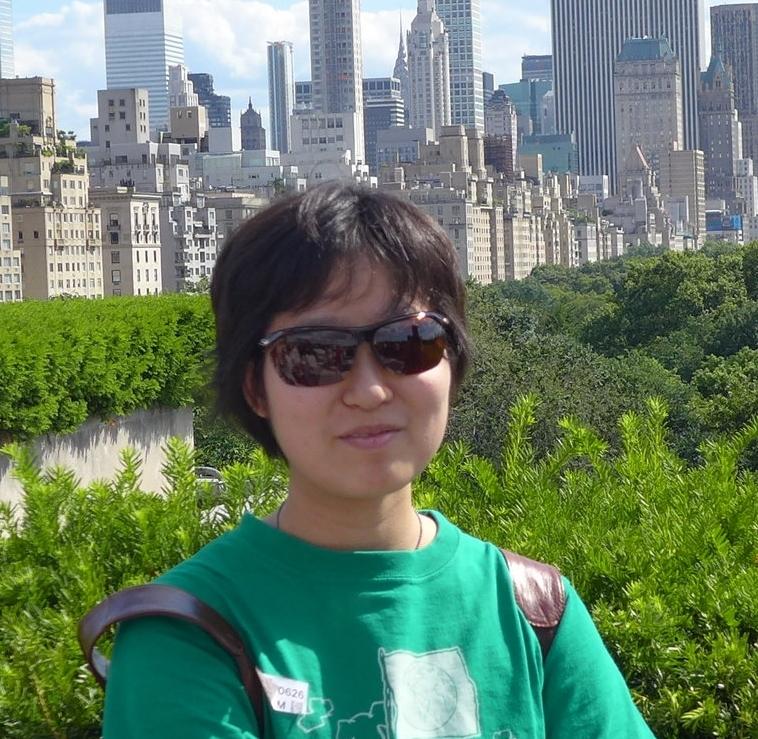 Jenny Liu, UT Austin