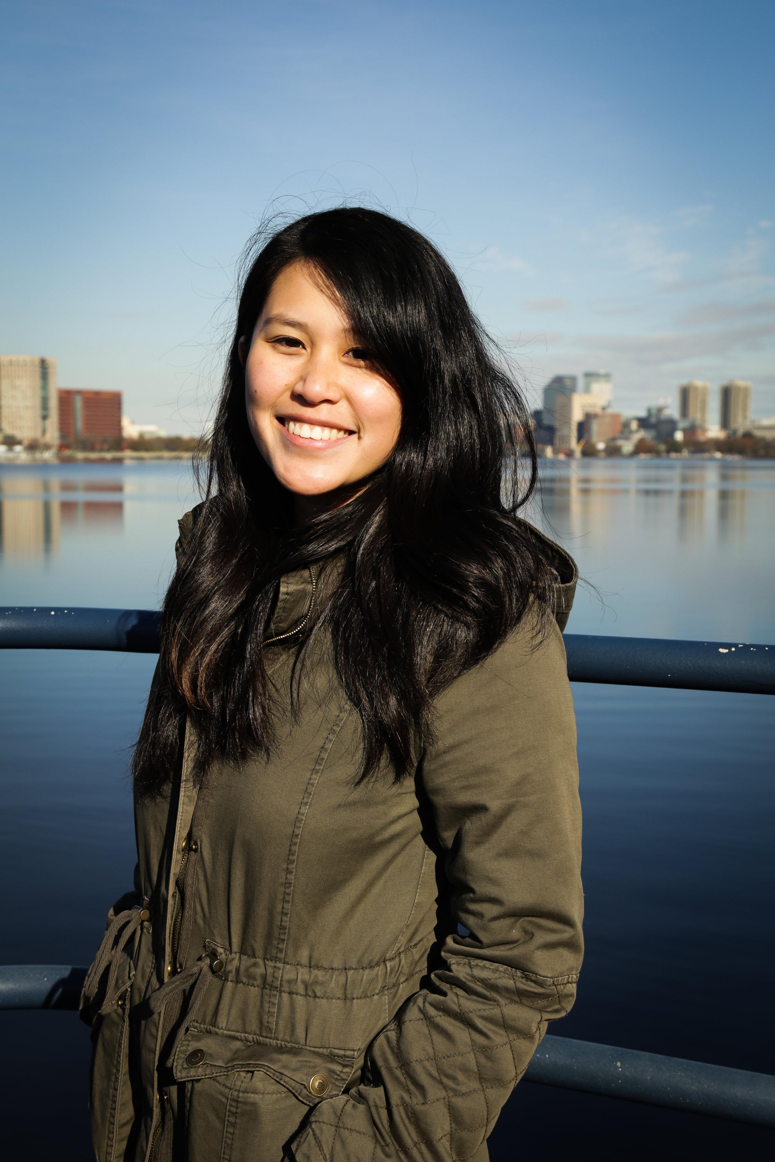 Hayley Chung, Boston University