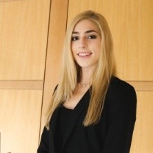 Alexandra Rimoldi, Georgetown