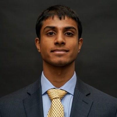 Ashwin Prakash, Boston College
