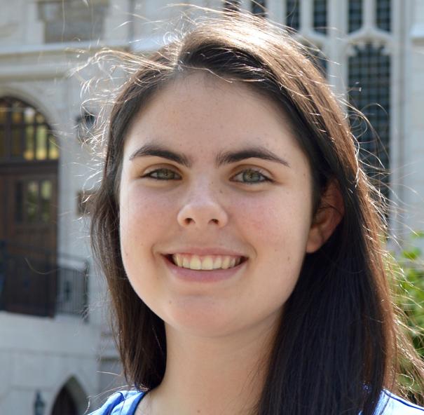Megan Reynolds, Boston College