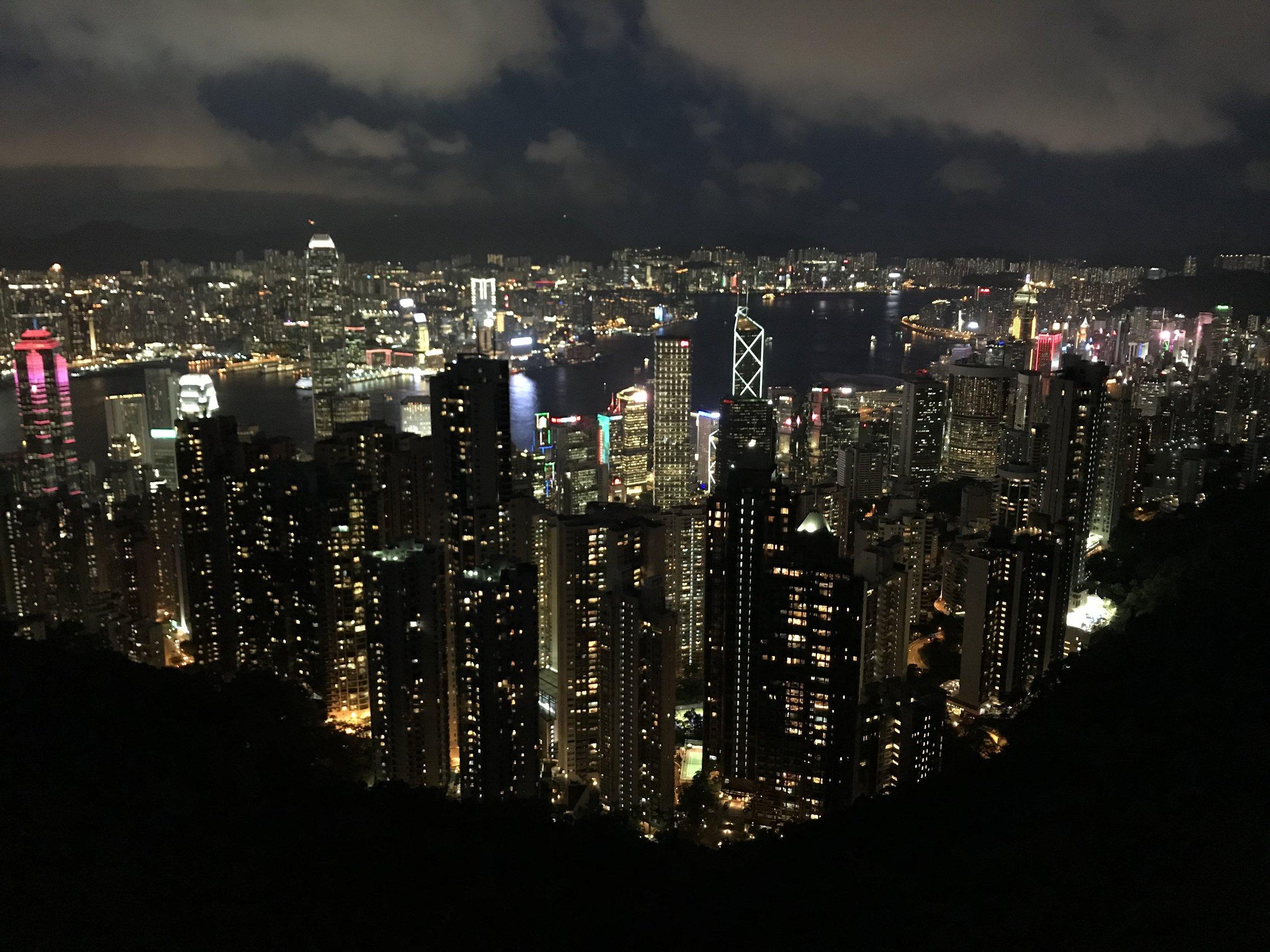 Hong-Kong-Night