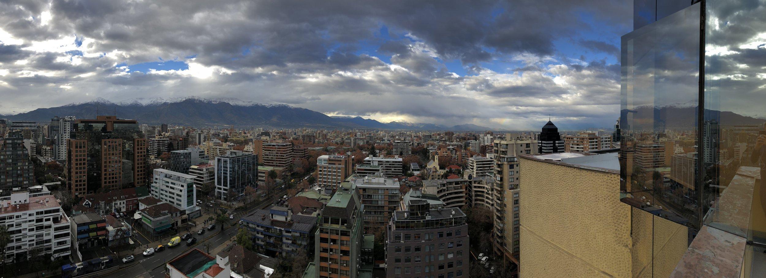 Santiago-View