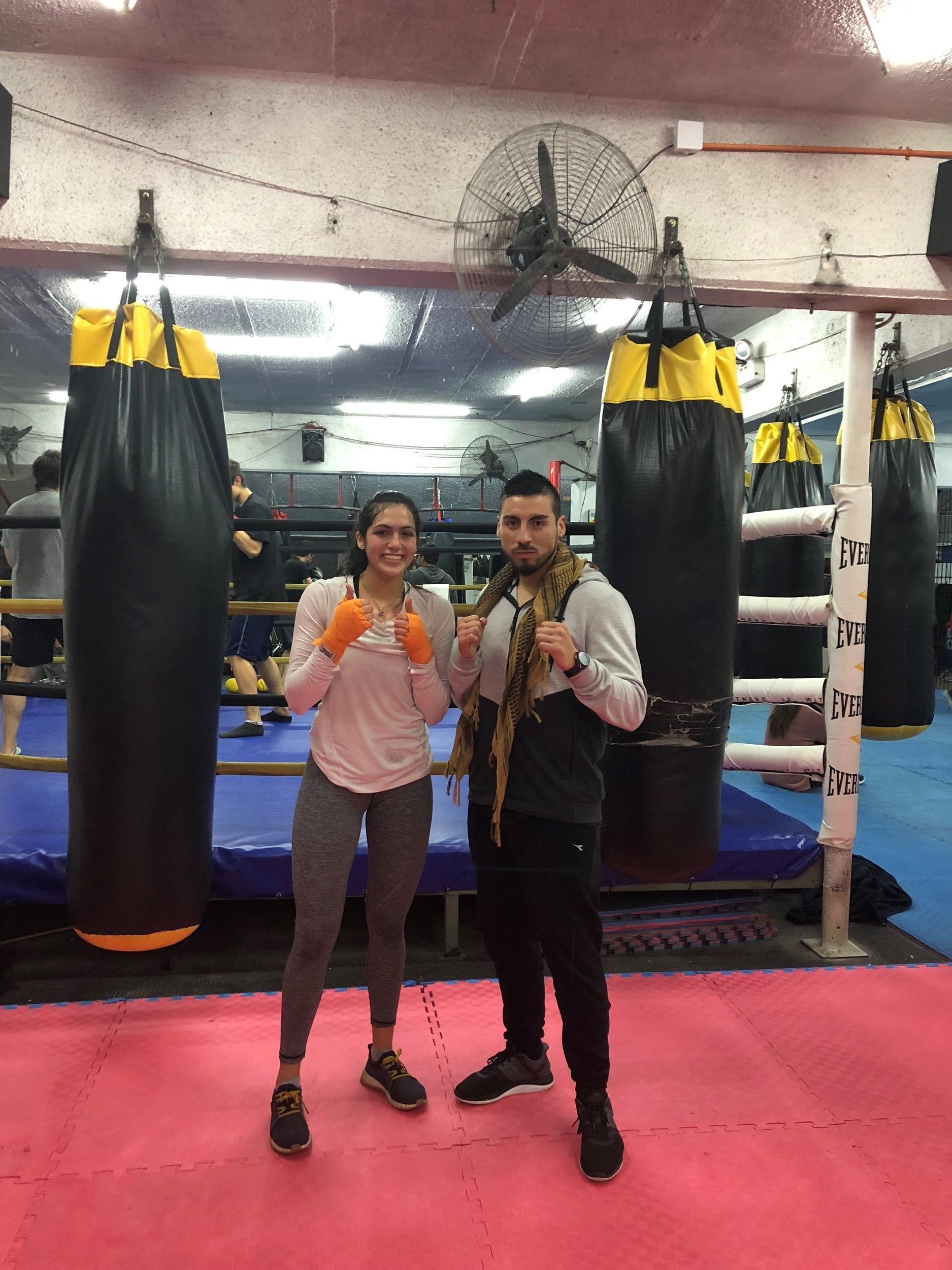 kickboxing-Santiago
